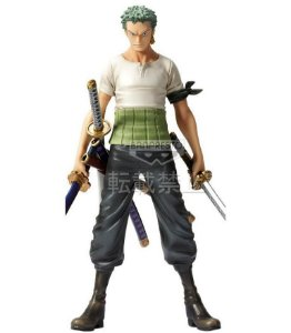 Banpresto DX One Piece The Grandline Men Vol. 9 Roronoa Zoro