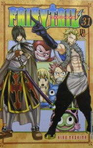 Fairy Tail #31 Edit. JBC