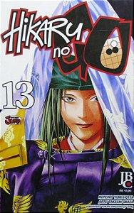 Hikaru no Go #13 Edit JBC
