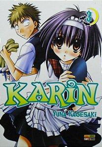 Karin #3 Edit Panini Comics