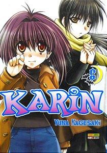 Karin #6 Edit Panini Comics