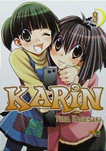 Karin #8 Edit Panini Comics