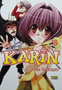Karin #10 Edit Panini Comics