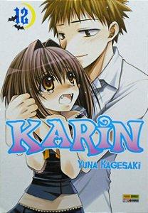 Karin #12 Edit Panini Comics
