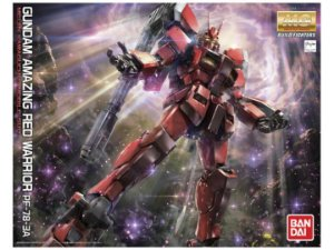 Bandai MG Gundam Amazing Red Warrior PF-78-3A 1/100 Model Kit