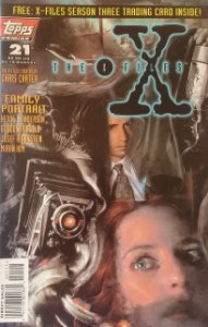 The X-Files #21 Importado Arquivo X