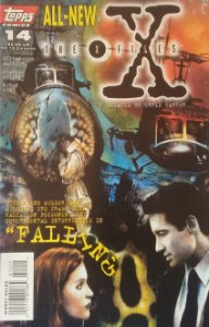 The X-Files #14 Importado Arquivo X