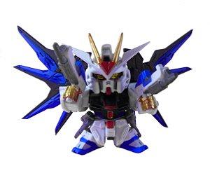 Bandai Shokugan Fw SD Gundam Neo #07 ZGMF-X10A Strike Freedom
