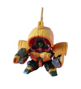 Bandai Shokugan Fw SD Gundam Neo #09-Asshimar