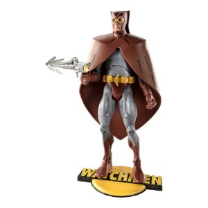 DC Direct Watchmen Series Nite Owl vers. Quadrinhos