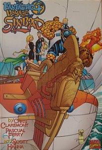Fantastic Four Voyage of Sinbad Importado