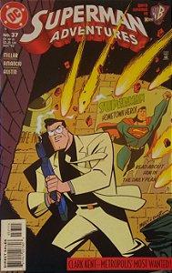 Superman Adventures #37 Importado