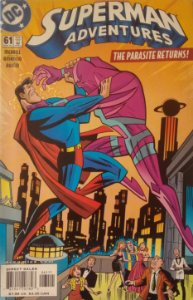 Superman Adventures #61 Importado