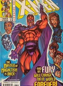 Uncanny X-men #366 Importado