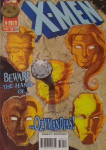 Uncanny X-men #332 Importado