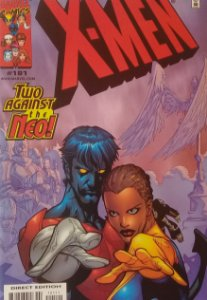 X-men #101 Importado