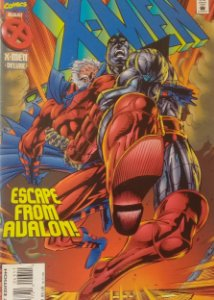 X-men #43 Importado