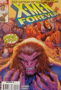 X-men Forever #2 Importado