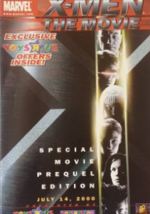 X-men Movie Special Premiere Prequel Edition Importado Toys R Us