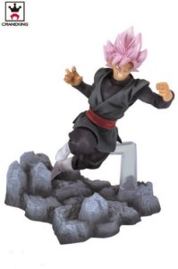 Banpresto Dragon Ball Super Soul X Soul Goku Black SSJ Rose