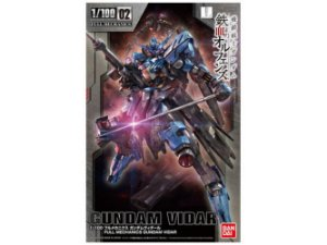 Bandai Iron Blooded Orphans Barbatos Full Mechanics Gundam Vidar 1/100 Model Kit
