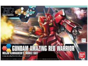 Bandai HGBF Gundam Amazing Red Warrior 1/144 Model Kit