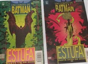 Um Conto de Batman Estufa - Ed. Abril