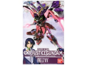 Bandai ZGMF-X19A Infinite Justice Gundam 1/100 Model Kit