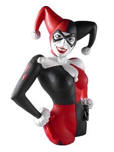 Monogram Harley Quinn (Arlequina) Bust Bank