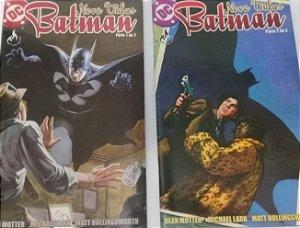 Mythos Nove Vidas Batman Parte 1 e 2 - Ed. Mythos