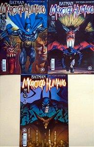 Mythos Batman Morcego Humano Parte 1, 2 e 3