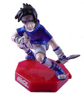 Coca-Cola Gashapon Naruto Sasuke #08