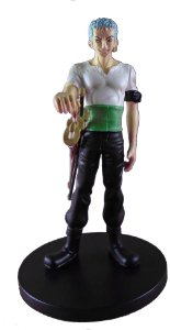 Banpresto 2009 Gashapon One Piece Roronoa Zoro