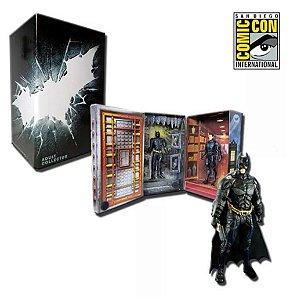 SDCC 2012 DC Batman Bruce Wayne TDKR Movie Masters Exclusivo