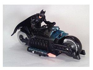 Mattel DC Batman Begins Armored Speedbike (Moto Reforçada)