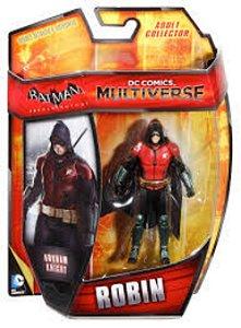 Mattel DC Multiverse Batman Arkham Knight Robin