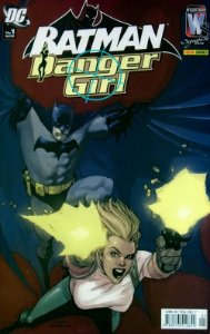 Panini DC Batman & Danger Girl #1