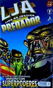 Mythos LJA Liga da Justiça Versus Predador
