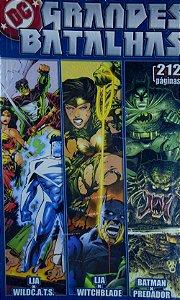 Mythos DC Grandes Batalhas Capa cartonada