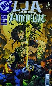 Mythos LJA Liga da Justiça Witchblade