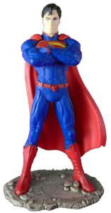 Schleich 2014 Justice League New 52 Superman (Super-Homem) Figure