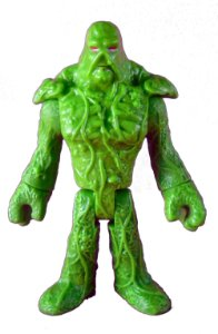 Imaginext DC Super Friend Swamp Thing (Monstro do pântano) Loose