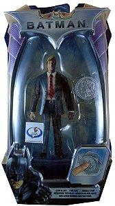 MatteL DC Batman Two-Face (Duas Caras) Coin Blast Figure