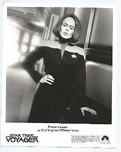 Lobby Card Star Trek Voyager - B`elanna Torres