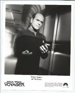 Lobby Card Star Trek Voyager - The Doctor