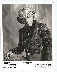 Lobby Card Star Trek Deep Space Nine - Quark
