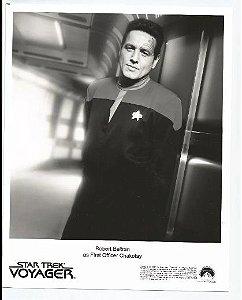 Lobby Card Star Trek Voyager - Chakotay