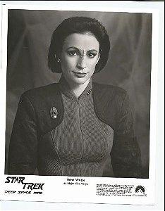 Lobby Card Star Trek Deep Space Nine - Major Kira Nerys