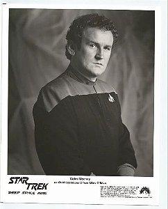 Lobby Card Star Trek Deep Space Nine - Miles O`brien