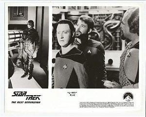 Lobby Card Star Trek The Next Generation - # 142